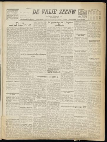 de Vrije Zeeuw 1949-02-26