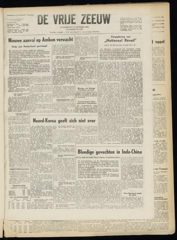 de Vrije Zeeuw 1950-10-12