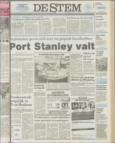de Stem 1982-06-15