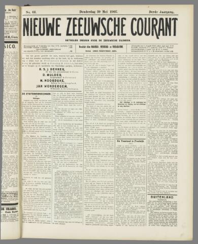 Nieuwe Zeeuwsche Courant 1907-05-30