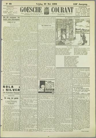 Goessche Courant 1932-05-27