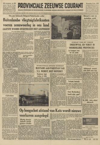 Provinciale Zeeuwse Courant 1959-12-09