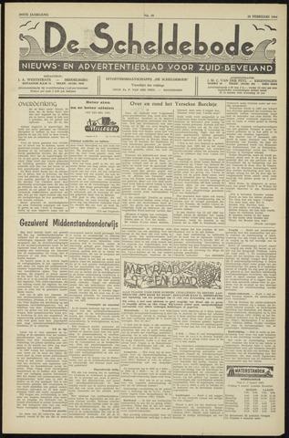 Scheldebode 1964-02-28