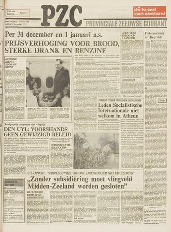 Provinciale Zeeuwse Courant 1973-12-28