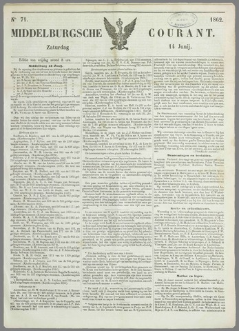 Middelburgsche Courant 1862-06-14