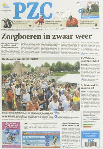 Provinciale Zeeuwse Courant 2009-05-18