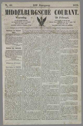 Middelburgsche Courant 1879-02-19