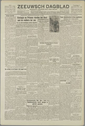 Zeeuwsch Dagblad 1949-11-16
