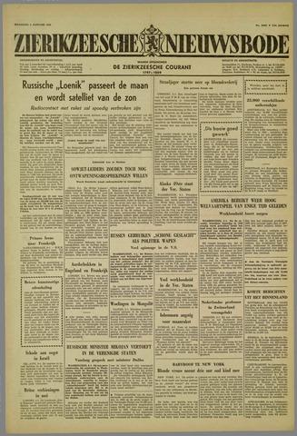 Zierikzeesche Nieuwsbode 1959-01-05