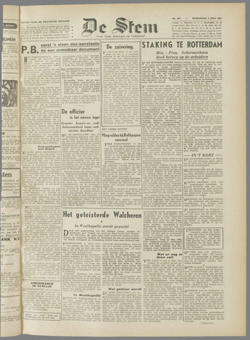 de Stem 1945-07-04