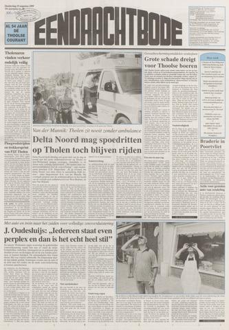 Eendrachtbode (1945-heden)/Mededeelingenblad voor het eiland Tholen (1944/45) 1999-08-19