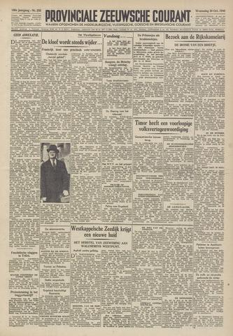 Provinciale Zeeuwse Courant 1946-10-30