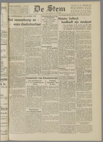 de Stem 1946-01-25