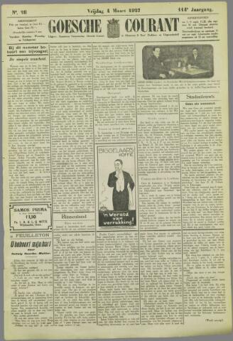 Goessche Courant 1927-03-04