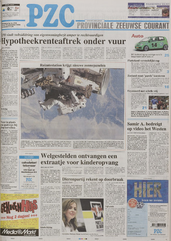 Provinciale Zeeuwse Courant 2006-09-15