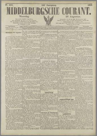 Middelburgsche Courant 1895-08-26