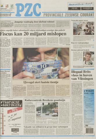 Provinciale Zeeuwse Courant 1997-07-03