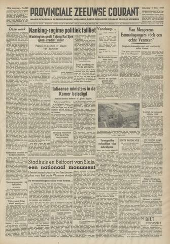 Provinciale Zeeuwse Courant 1948-12-04