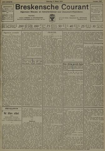 Breskensche Courant 1934-03-17