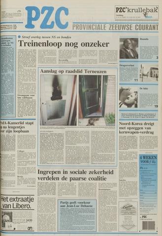 Provinciale Zeeuwse Courant 1994-06-15