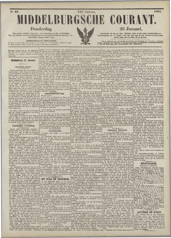 Middelburgsche Courant 1902-01-23