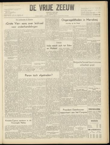 de Vrije Zeeuw 1955-07-22