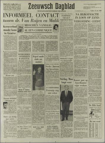 Zeeuwsch Dagblad 1962-07-13