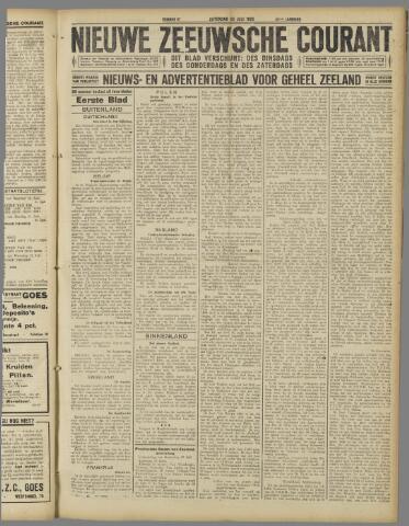 Nieuwe Zeeuwsche Courant 1925-07-25