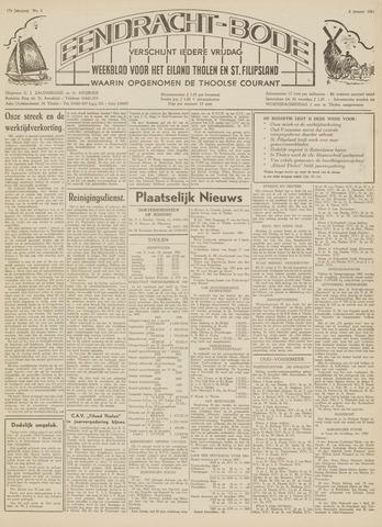 Eendrachtbode (1945-heden)/Mededeelingenblad voor het eiland Tholen (1944/45) 1961