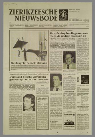 Zierikzeesche Nieuwsbode 1987-05-22