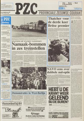 Provinciale Zeeuwse Courant 1987-06-12