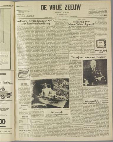 de Vrije Zeeuw 1962-03-07