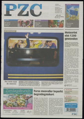 Provinciale Zeeuwse Courant 2013-02-16