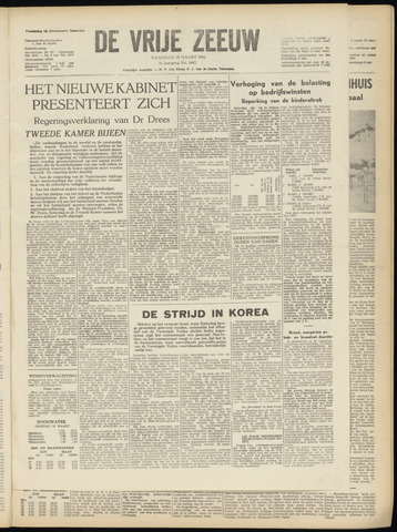 de Vrije Zeeuw 1951-03-19