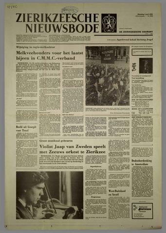 Zierikzeesche Nieuwsbode 1981-05-05