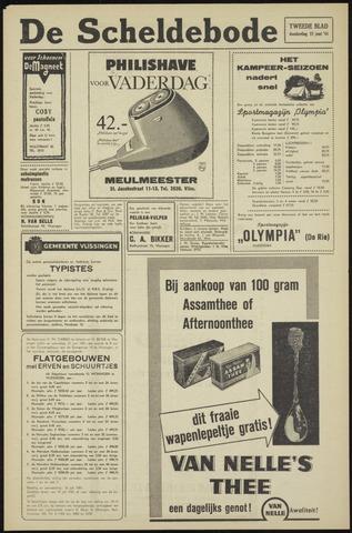 Scheldebode 1961-06-15