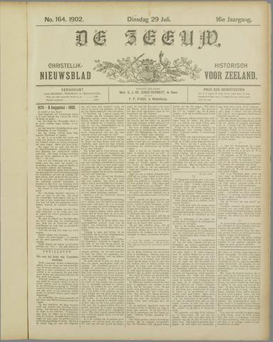 De Zeeuw. Christelijk-historisch nieuwsblad voor Zeeland 1902-07-29