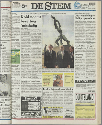 de Stem 1995-05-23