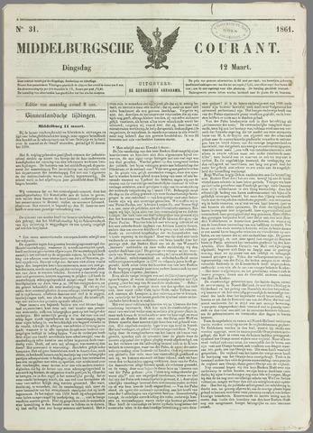 Middelburgsche Courant 1861-03-12