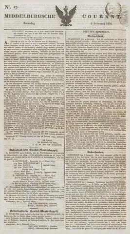 Middelburgsche Courant 1834-02-08