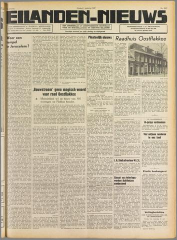 Eilanden-nieuws. Christelijk streekblad op gereformeerde grondslag 1967-08-01