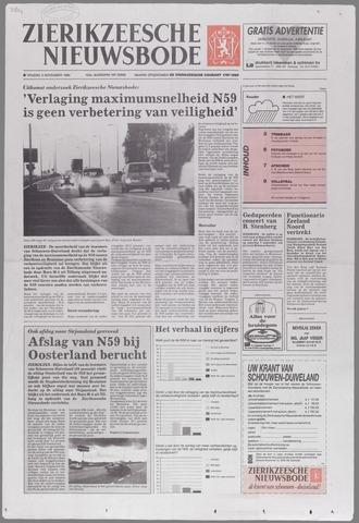 Zierikzeesche Nieuwsbode 1995-11-03