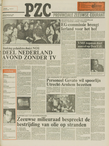 Provinciale Zeeuwse Courant 1977-05-03