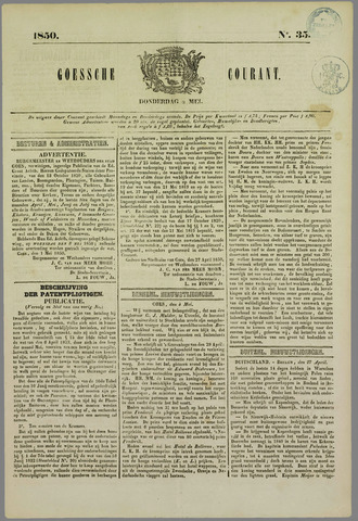 Goessche Courant 1850-05-02