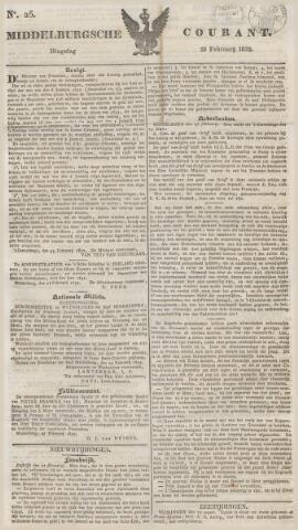 Middelburgsche Courant 1832-02-28