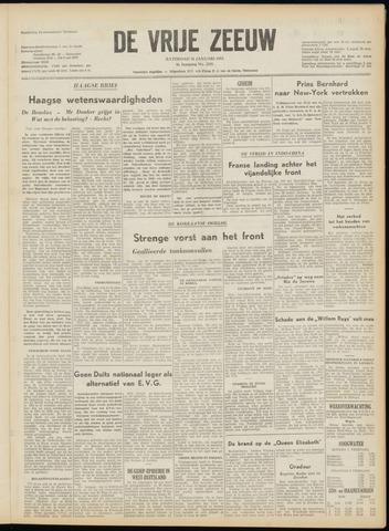 de Vrije Zeeuw 1953-01-31