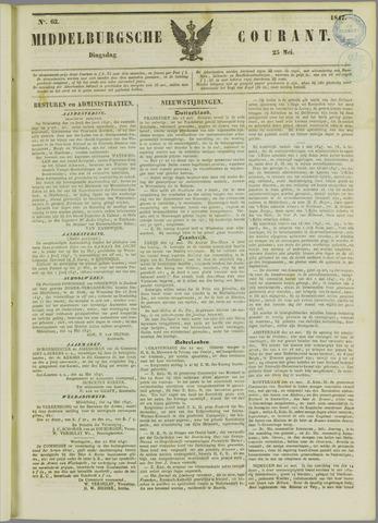 Middelburgsche Courant 1847-05-25