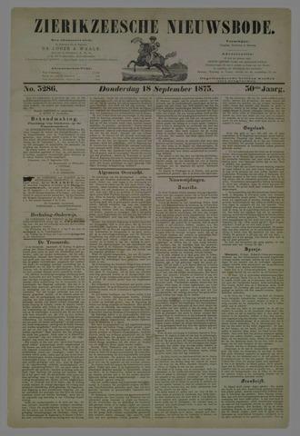 Zierikzeesche Nieuwsbode 1873-09-18