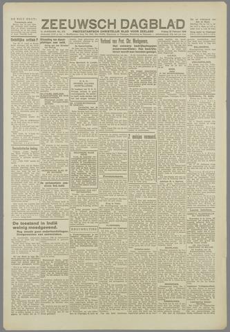 Zeeuwsch Dagblad 1946-02-22