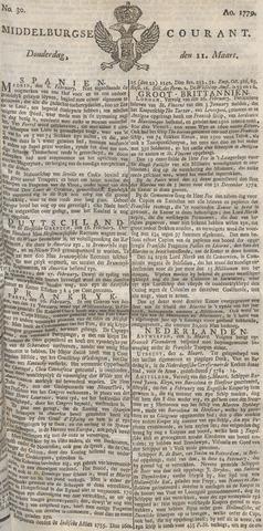 Middelburgsche Courant 1779-03-11